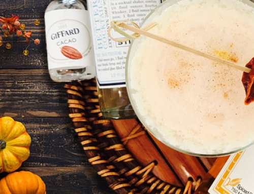 Get ready to celebrate fall with crisp nights and cool, craft cocktails